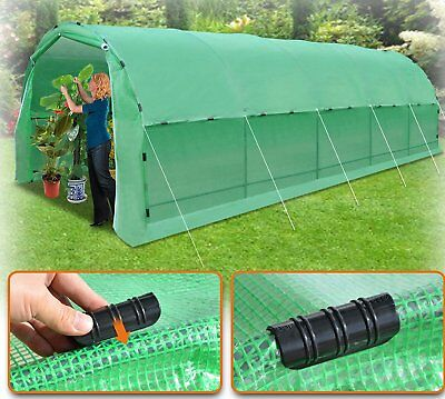 Strong Camel 10 Ft. W x 24.6 Ft. D Greenhouse