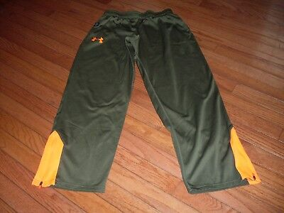 Boys Under Armour Loose Fitness / Athletic Pants Size Youth Xl