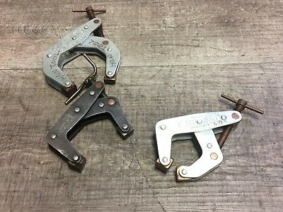2 & 2 1/2 Kant Twist Clamps #405