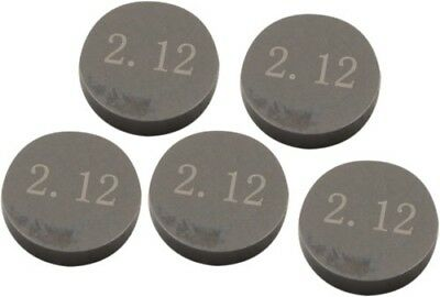 5 x Hotcams valve replacement shims for shim kit 9.48mm x 1.90mm refill shim
