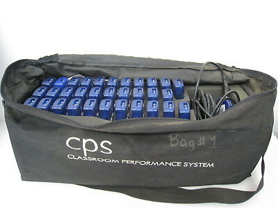Lot of 13 einstruction cps ir pads class performance student.