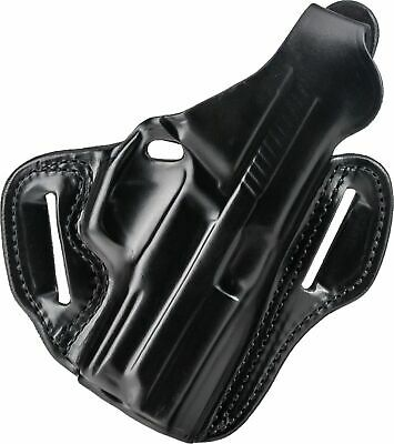 DeSantis F.A.M.S. Holster - Right, Black w/ Lock Hole 01LBAF4Z0 - SIG P229R WITH