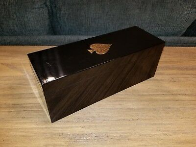 Armand De Brignac Champagne Empty BOX (Ace of Spades). used, very good shape