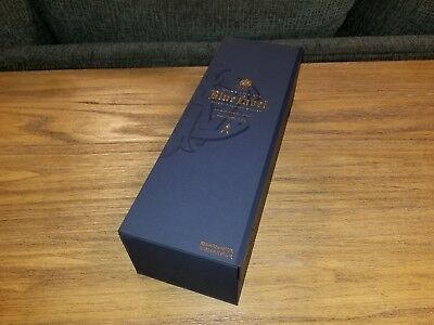 Johnnie Walker Blue Label Box.  used, very good shape.  please look at pictures