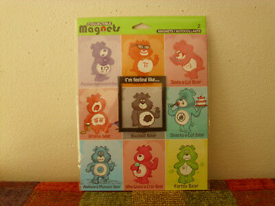 Care Bear Magnets