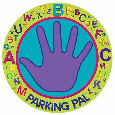 Parking Pal car magnet child road safety UK seller (ABC design)