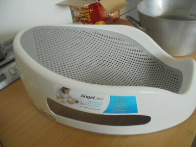 Angelcare  grey   baby bath support