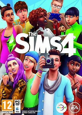 The Sims 4 For PC (New & Sealed)