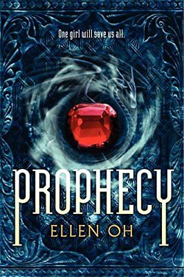 Prophecy by Oh, Ellen Book The Cheap Fast Free Post