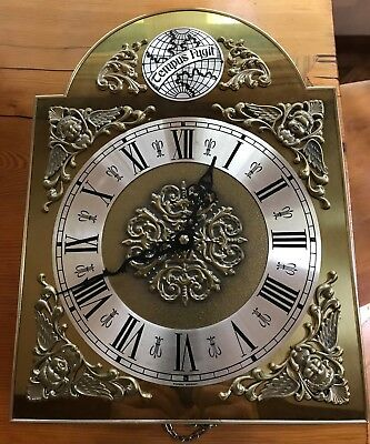 Beautiful grandfather clockworks for parts