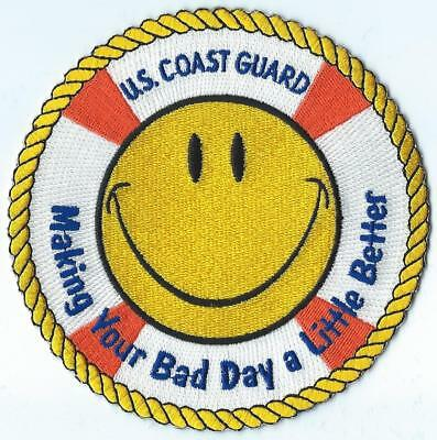 Us Coast Guard Making Your Bad Day A Little Better Patch