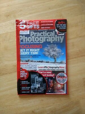 Practical Photography Magazine January 2018