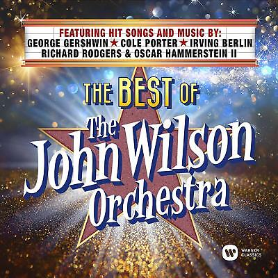 THE JOHN WILSON ORCHESTRA THE BEST OF 2 CD (Released November 16th 2018)