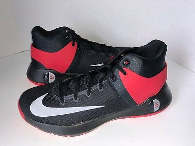 ddfea69ab2d2 New Nike KD Trey 5 IV 844571-600 Men s Bred Basketball Shoes Sizes 11.5 12