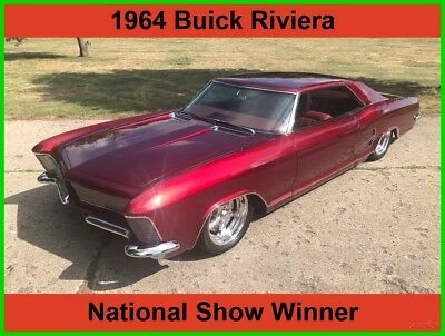 1964 Buick Riviera  1964 Buick Riviera Custom Show Car With Many Modifications National Show Winner