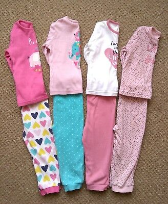 Girls Bundle of Pyjamas - 18-24 months