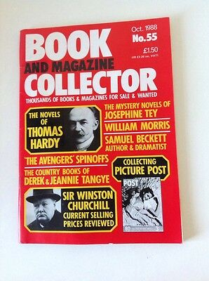 BOOK AND MAGAZINE COLLECTOR  - No 55 - The Novels of THOMAS HARDY