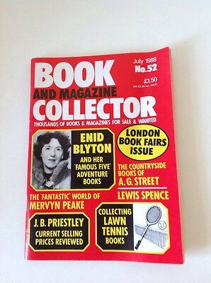 BOOK AND MAGAZINE COLLECTOR  - No 52 - ENID BLYTON - Famous Five