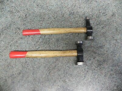 2  Panel Beating Hammers