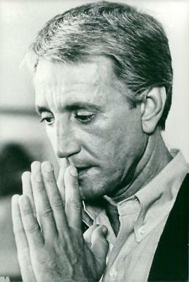 "Roy Scheider in ""Still of the night"" - Vintage photo"
