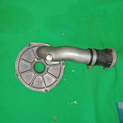1981 Can Am Qualifier 175 Intake Rotor Cover Manifold Oem