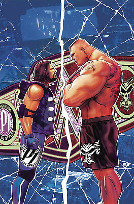 Wwe #23 Cover A - 12/5/18