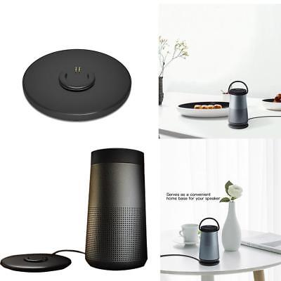 LESON PORTABLE BLUETOOTH Speaker with Qi Wireless Charging Charger