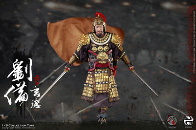 (US) 1/6 303toys Romance of the Three Kingdoms #320 Liu Bei Xuande Armed Version