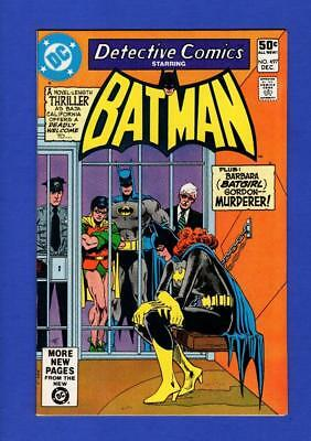 Detective Comics #497 Batman Nm 9.4 High Grade Bronze Age Dc