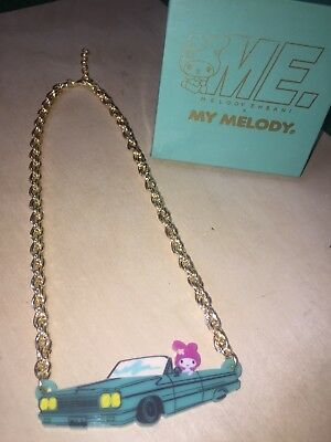 New Sanrio  My Melody  Necklace Lowrider From Japan F/S