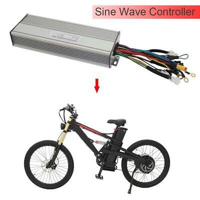 18 tube 72V 48V 2000W Controller Sine Wave 50A Ebike Electric Bicycle Reverse