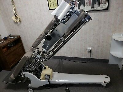 Zenith Thompsom 420 Thompson Hylo Table with pneumatic drops sections