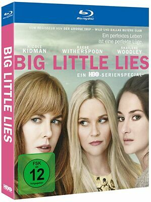 Big Little Lies (Serienspecial) - Warner 1000653468 - (Blu-ray Video / Drama / T