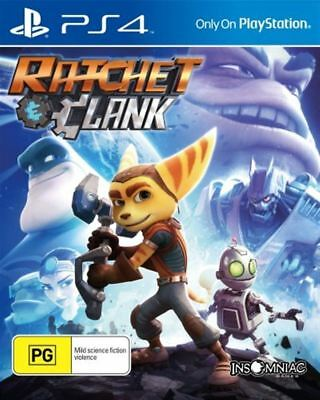 Ratchet Clank - Playstation 4 PS4 Aus Game