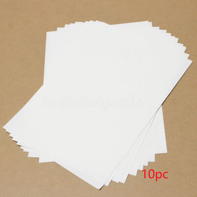 Sheets A4 Iron Heat Transfer Paper For The Light Cotton T-shirt 10-200PCS Inkjet