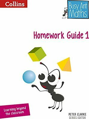 Homework Guide 1 (Busy Ant Maths) by Power, Jo Book The Cheap Fast Free Post