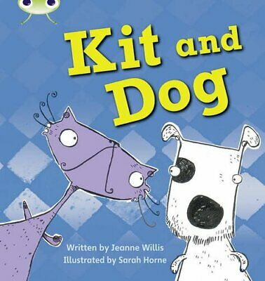Bug Club Phonics Bug Set 03 Kit and Dog by Willis, Jeanne Paperback Book The