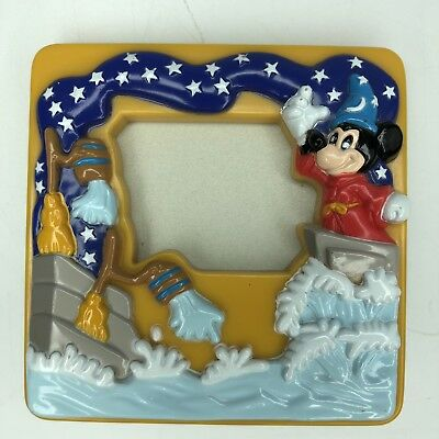 Disney Fantasia Night Light Blue Electroluminescent Plug In Lite