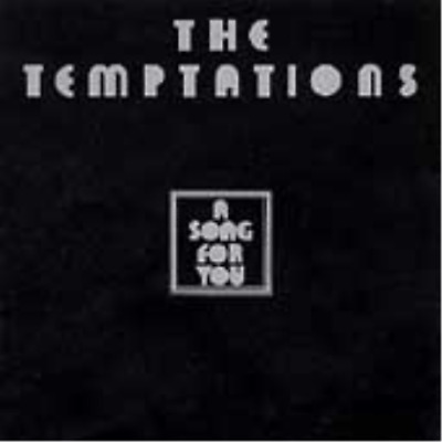 Temptations,the-A Song For You Cd New