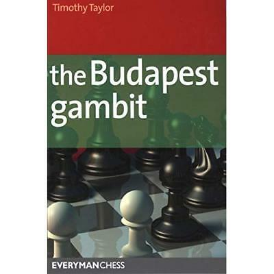 The Budapest Gambit - Paperback NEW Taylor, Timothy 2009-07-31