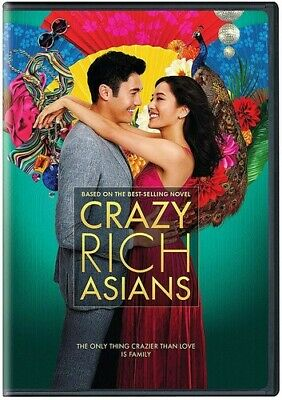 Crazy Rich Asians [New DVD]