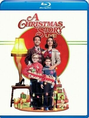 Christmas Story Live (2017) [New Blu-ray] Manufactured On Demand, Subtitled, A