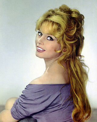 Brigitte Bardot as Camille Javal in Le Mepris 24X30 Poster stunning classic