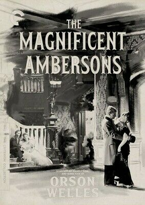 Criterion Collection: The Magnificent Ambersons [New DVD] 4K Mastering, Full F