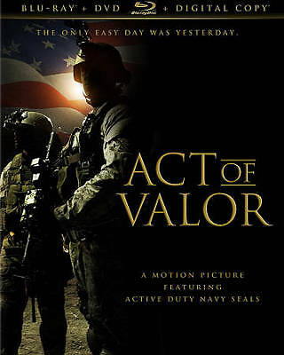Act of Valor [Blu-ray]