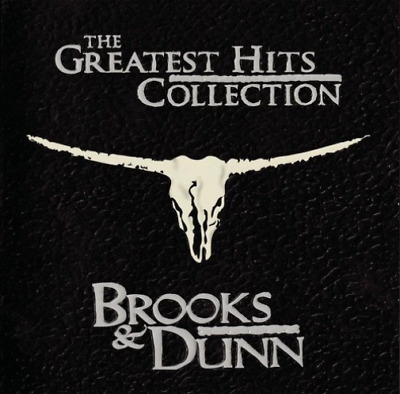 Brooks & Dunn-The Greatest Hits Collection CD NEW
