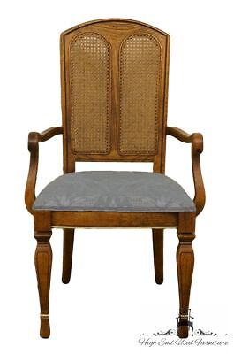 STANLEY FURNITURE Contemporary Style Cane Back Dining Arm Chair 4711-70