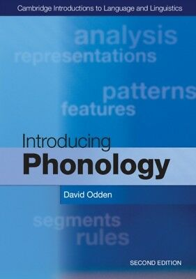 Introducing Phonology (Cambridge Introductions to Language and Li...