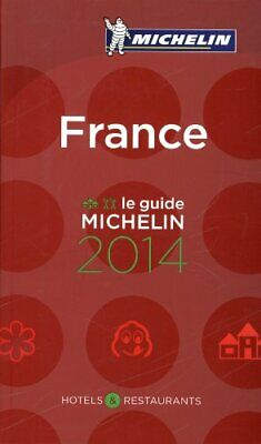 France 2014 MICHELIN Guide (Michelin Red Guides and National Guid... by Michelin