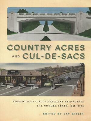 Country Acres and Cul-de-sacs Paperback Book Free Shipping!